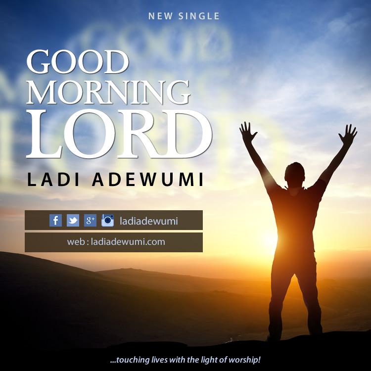 Good Morning Lord, Cover Art 01, Ladi